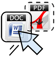 Word to PDF - Convert Word to PDF Online - Easy, Free, and